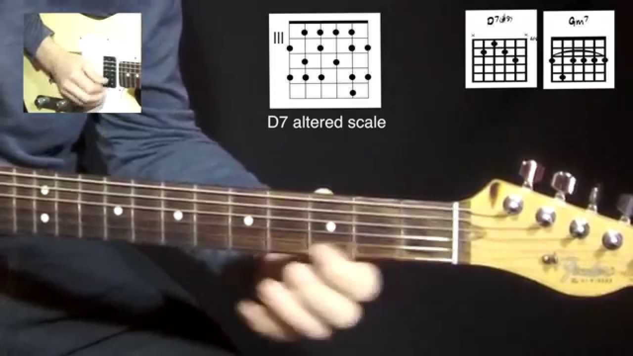 Guitar Lesson With The Tune Road Song Tips On Soloing Scales How