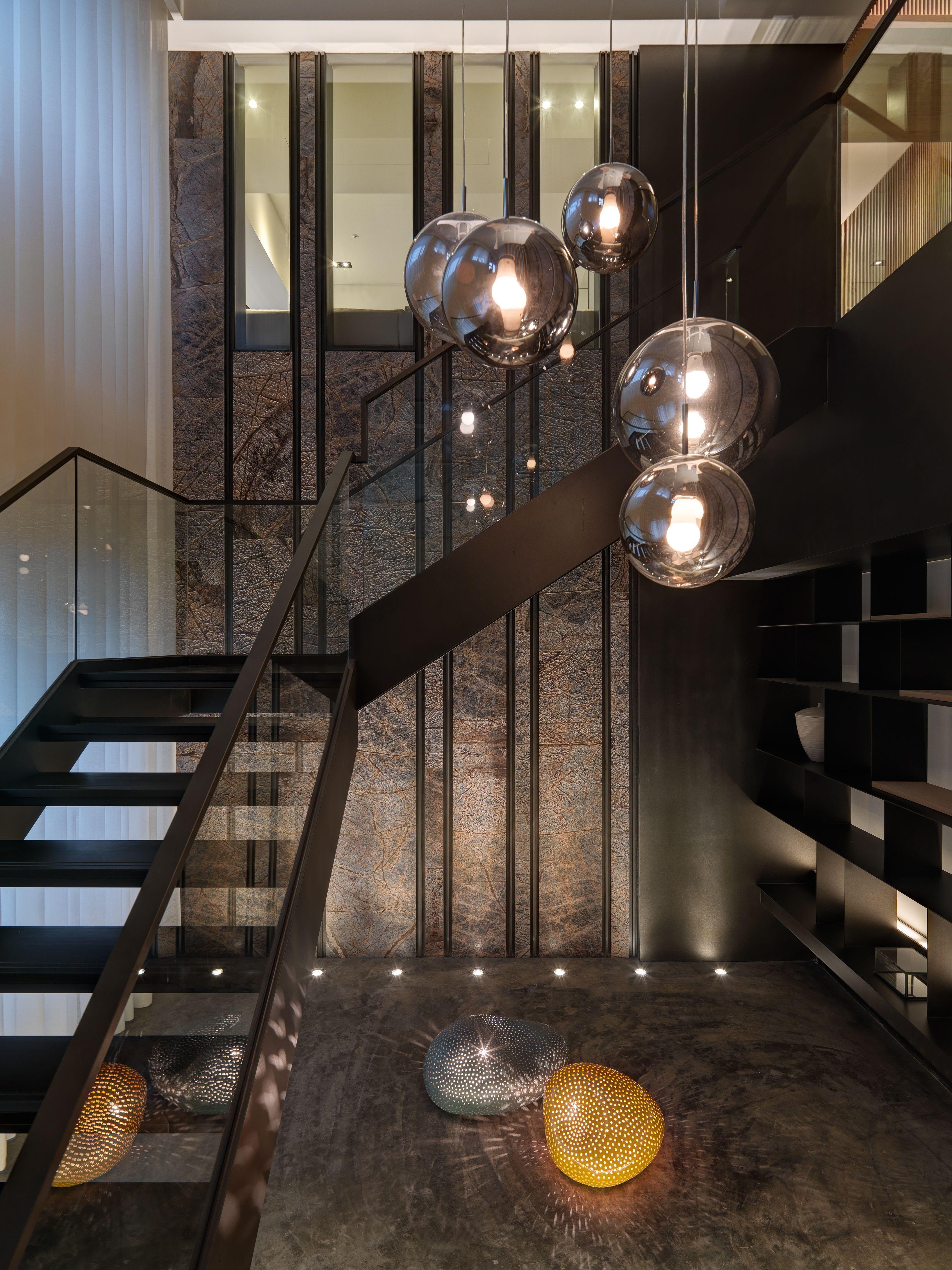 SHANG YIH INTERIOR DESIGN CO.LTD Web / www.sy-interior.com   Stairs ...