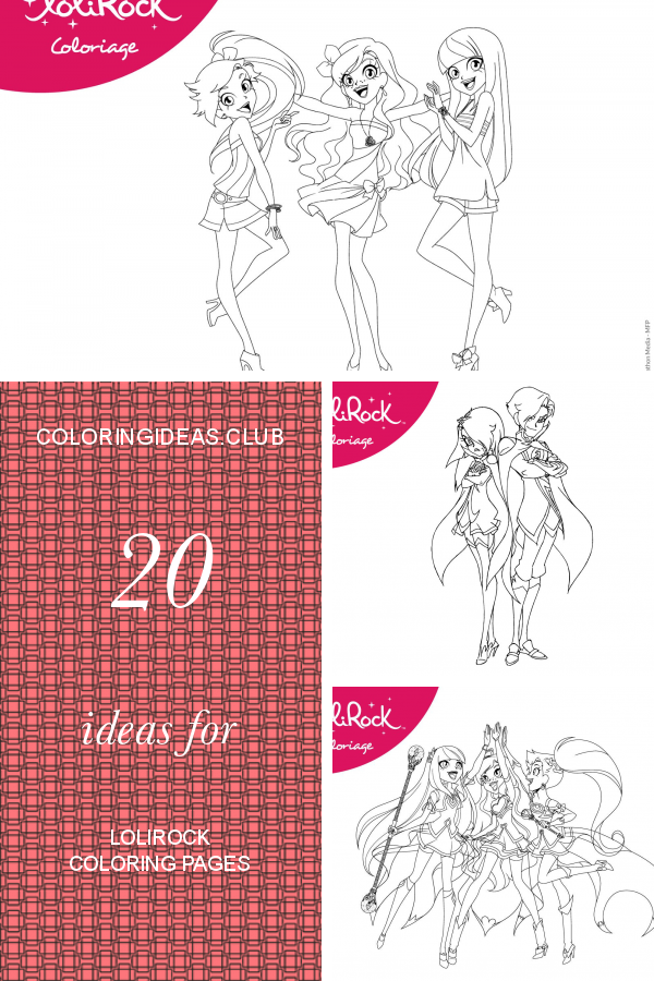 20 Ideas For Lolirock Coloring Pages Coloring Pages Printable Coloring Pages Free Coloring Pages