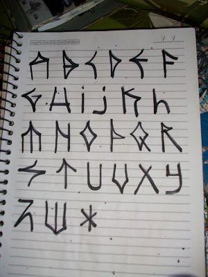 Tagnsta Tipografia Pixacao Letra De Grafitti Letras De