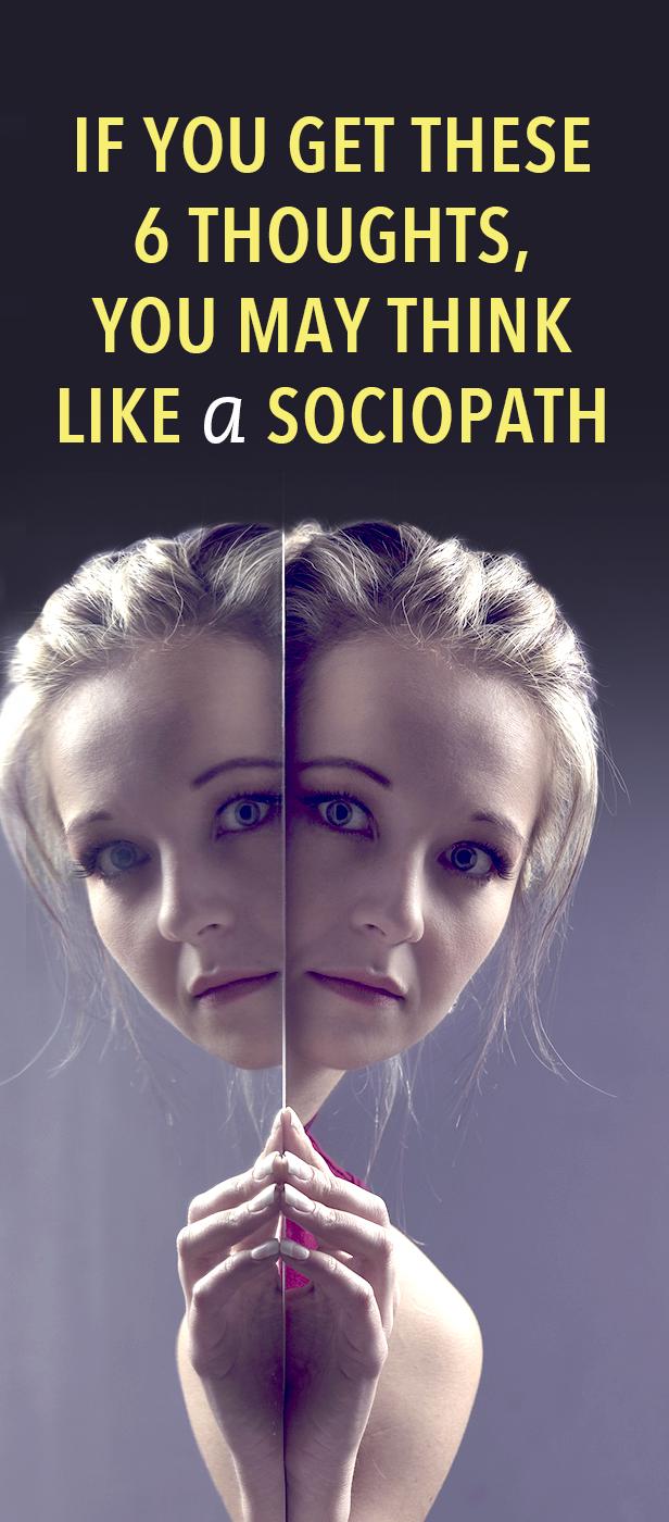How to think like a sociopath