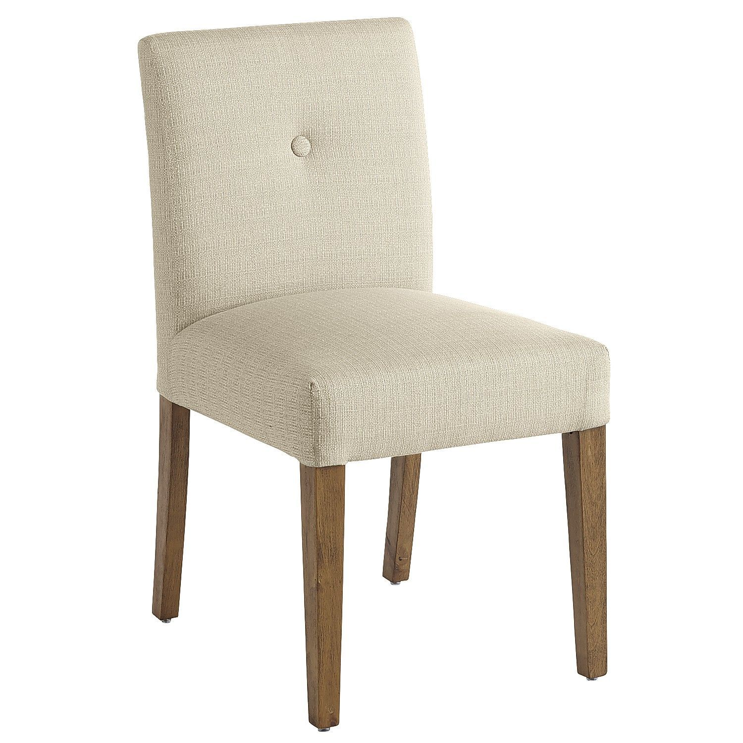 Low Back Dining Room Chairs Natural Mattie Low Back Dining Chair Flax Birch Chairs