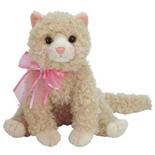TY Beanie Baby - PLUFF the Cat (6.5 inch)  a6058026fba2
