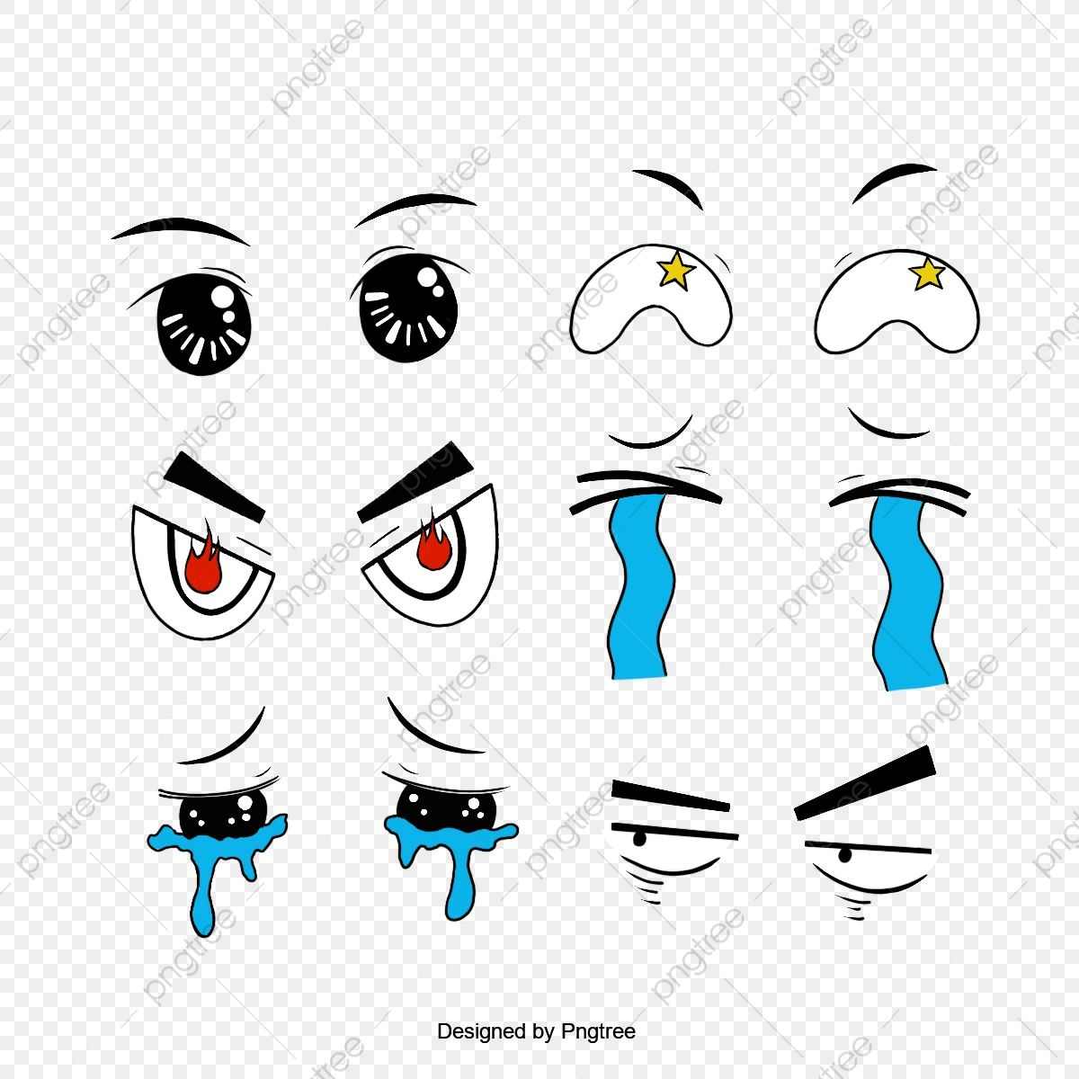 Cartoon Eye Collection Element Eyes Clipart Big Eyes Round Eyes Png Transparent Image And Clipart For Free Download Cartoon Eyes Big Eyes Round Eyes