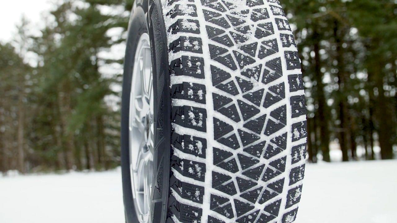 Bridgestone Blizzak DMV2 Winter tyres, Mid size suv