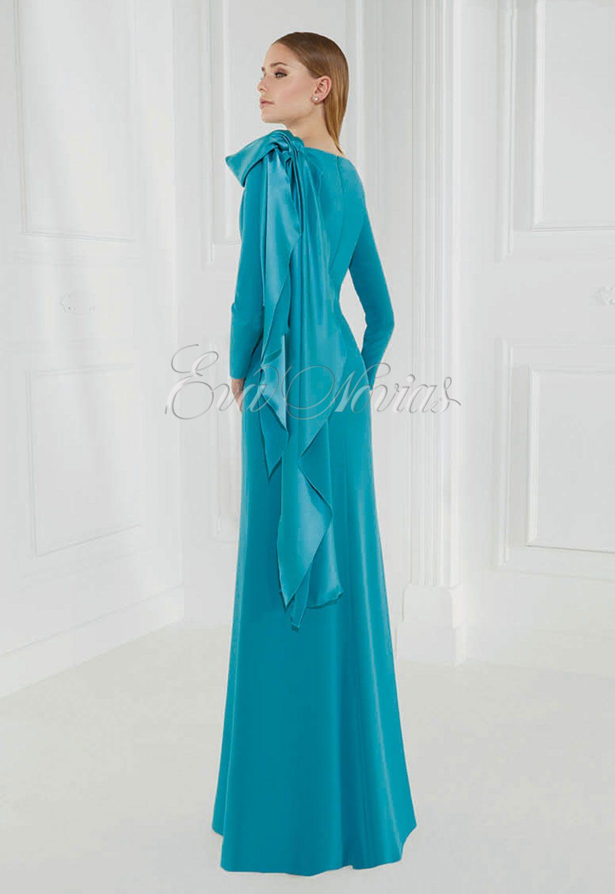 Vestido de fiesta Patricia Avendaño Modelo 1990 - Eva Novias | ropa ...