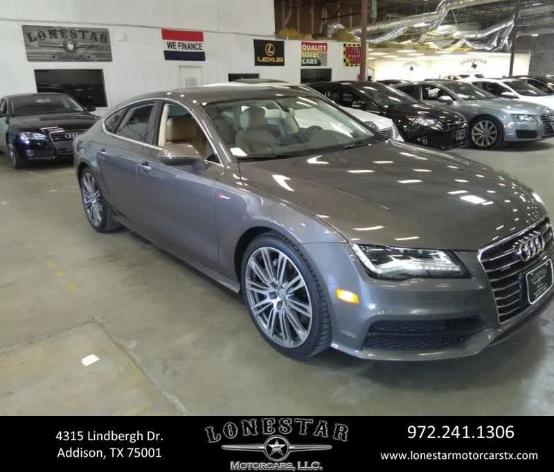 The 2012 Audi A 7 AWD Is A Statement Of Quality And