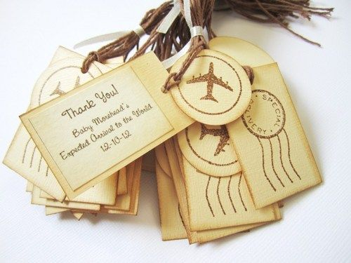 Personalized special delivery airplane gift favor tags for party personalized special delivery airplane gift favor tags for party negle Image collections