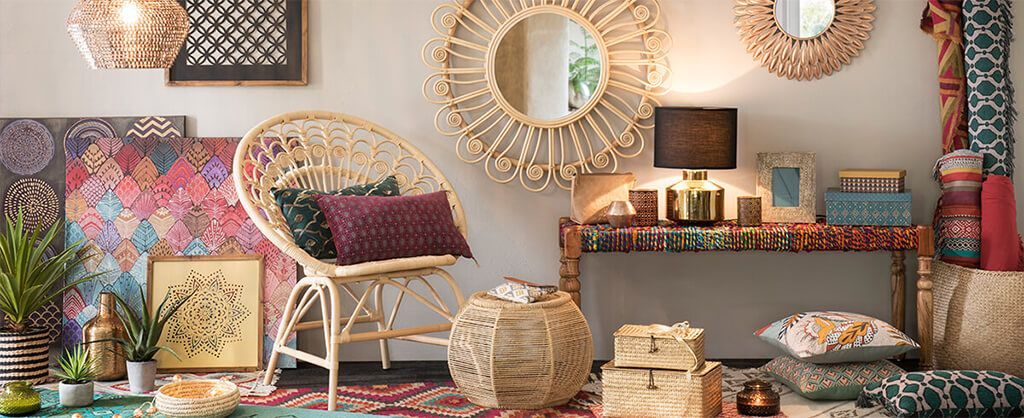 Explore bohemian decor souffle and more tendance déco gypset idée