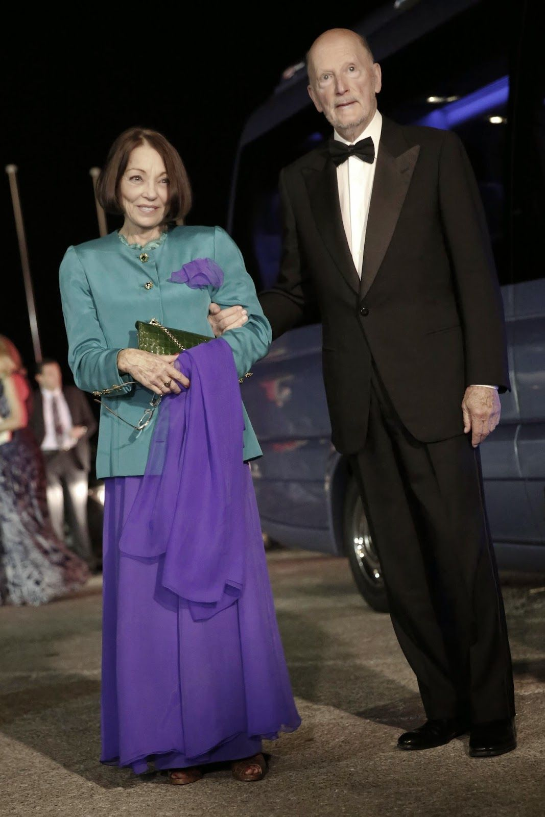 King Constantine & Queen Anne Marie 50th wedding anniversary celebrations Simeon II of Bulgaria and  Margarita Gómez-Acebo