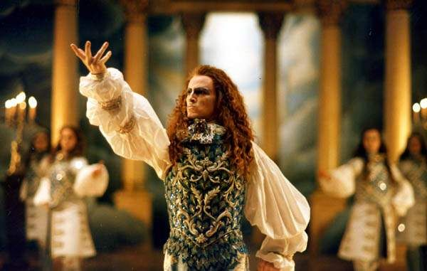 "le roi danse"" beautiful music, dance scenes from the sun king - louis the  xiv of france. 