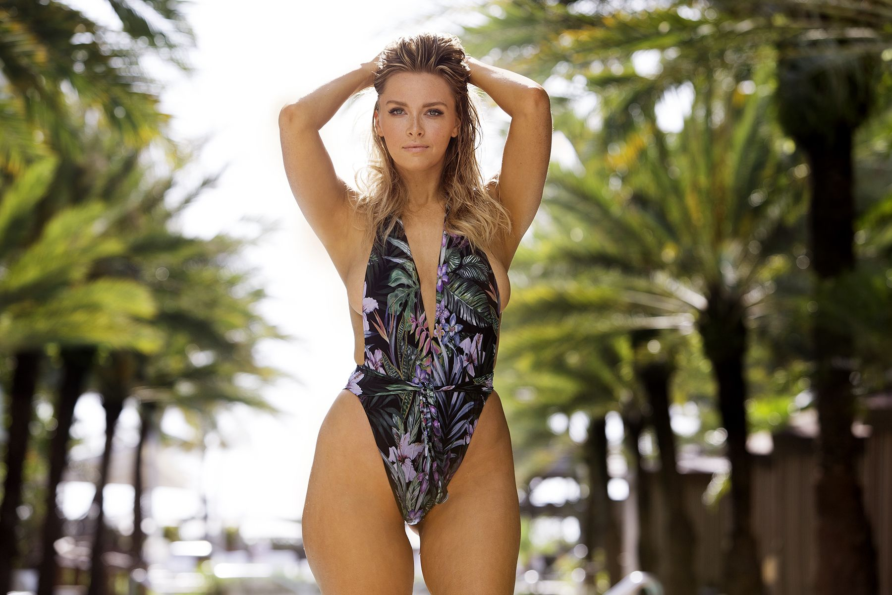 SI Swimsuit Open Casting Call Top 15 Camille Kostek