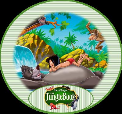 Free Jungle Book Party Ideas Livro Da Selva Disney Filmes De Animacao Mogli Desenho