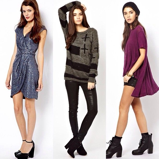 .@OOTD Magazine | Which outfit is your favorite? Buy them ...