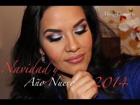 Maquillaje Fiestas Diciembre/Fin de Año 2014