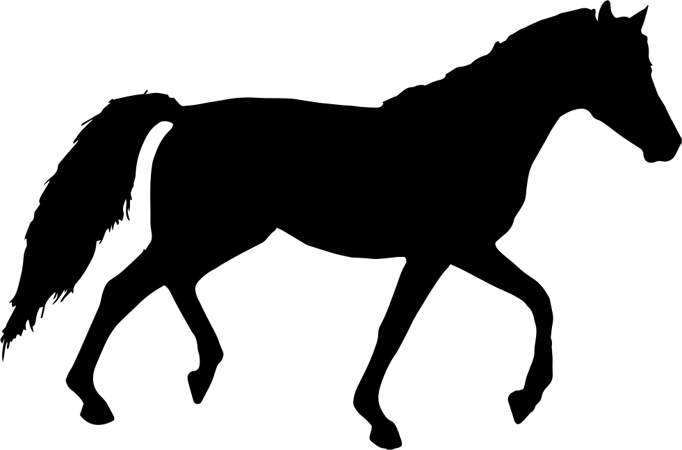 Pin By Carol Cole On Tetovani Horse Silhouette Horse Clip Art Silhouette Clip Art