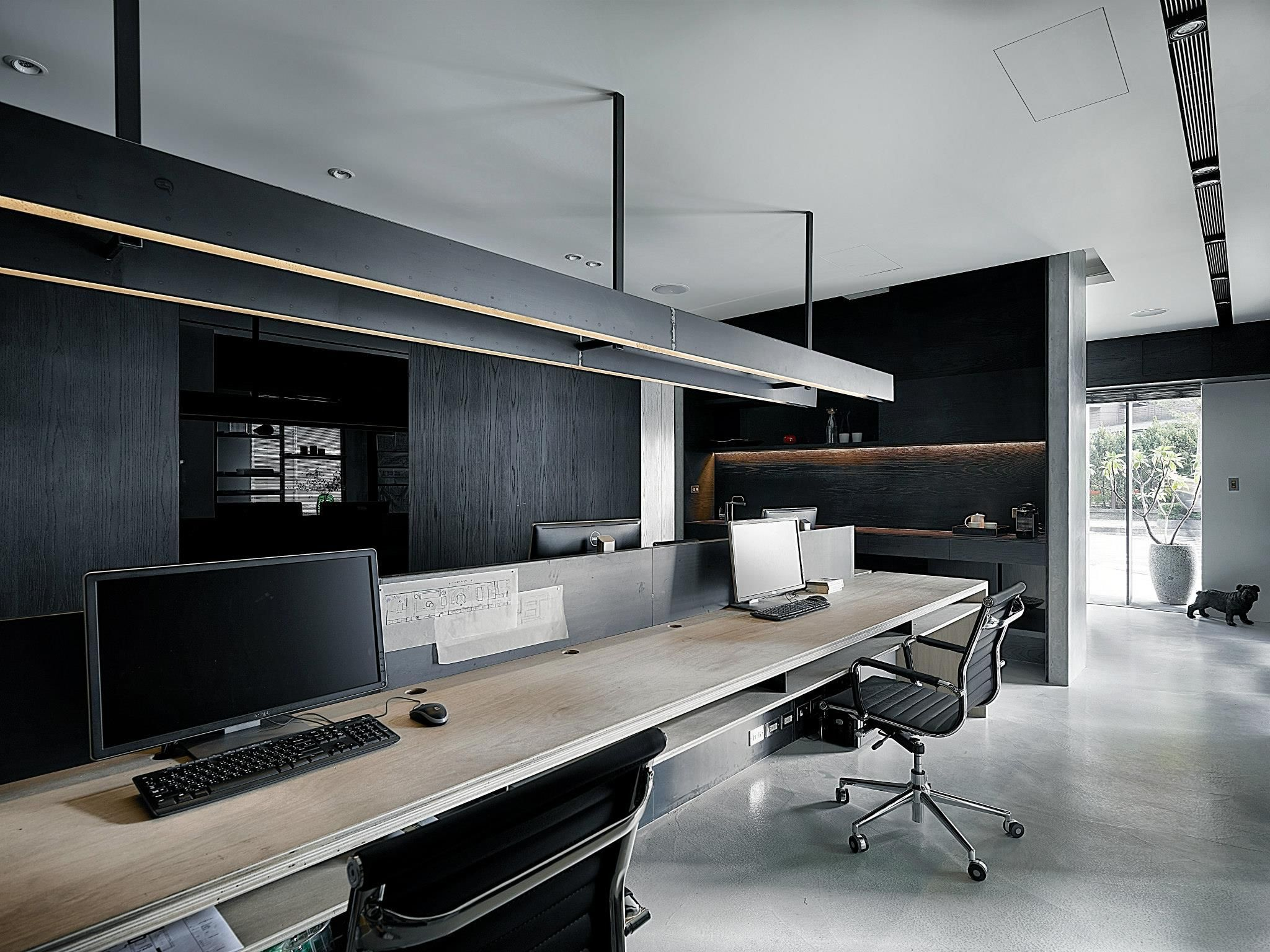Wandfarbe Arbeitszimmer ~ Onework design taipei office 工一設計台北辦公室 office design