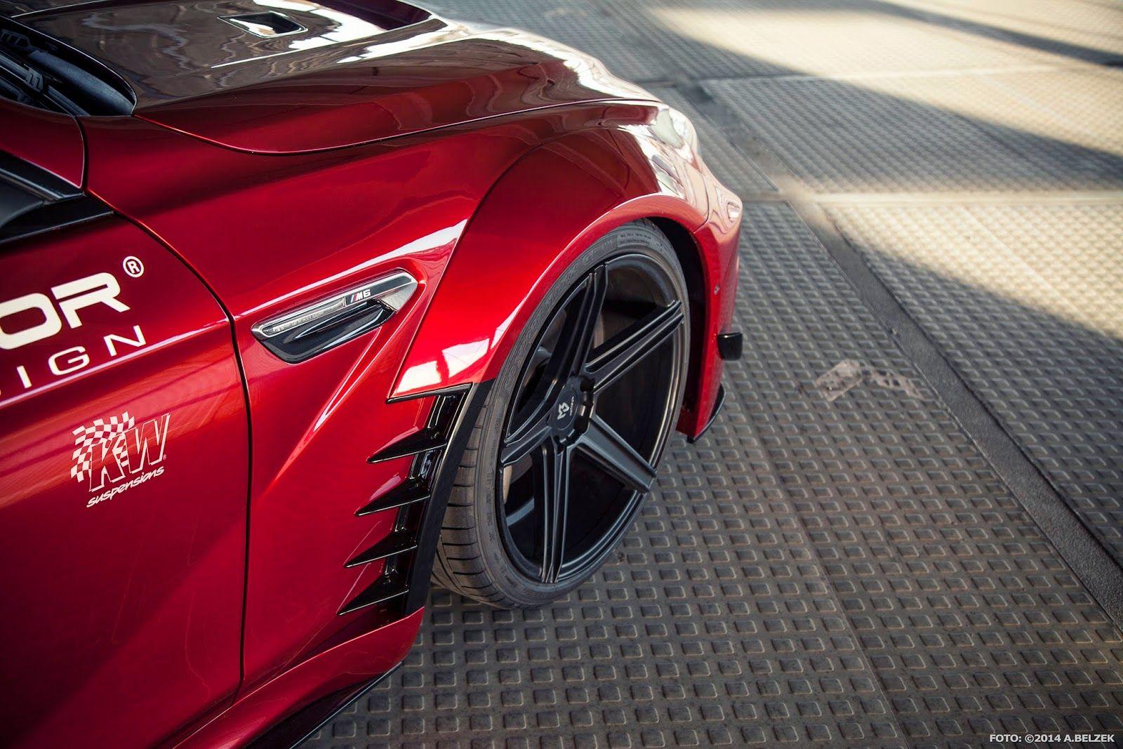 Prior Design BMW 6 Series Widebody Revealed | ToP SpEEd