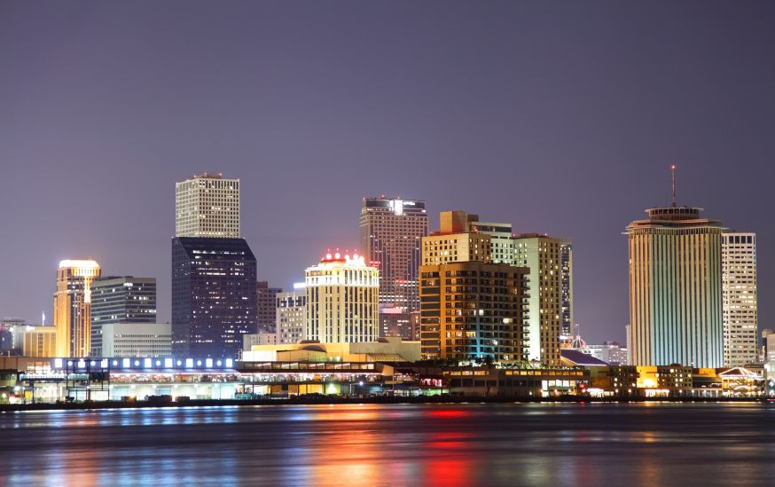 New Orleans is a mix of history, mystery and attitude