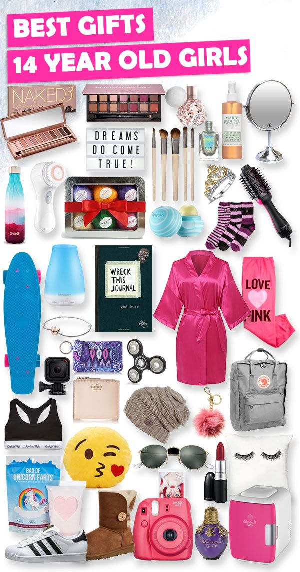 Gifts for 14 Year Old Girls [Awesome Gift List] - Best Gifts for ...