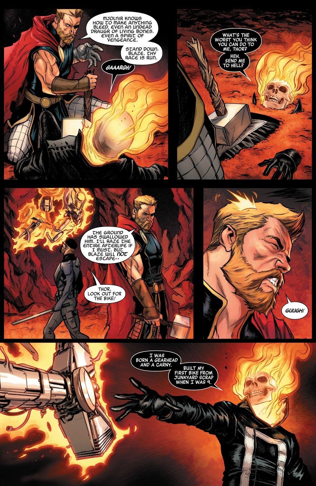 Avengers Vol 8 25 2019 Marvel Comics Ghost Rider Robbie Reyes Story Jason Aaron Art Stefano Caselli G Ghost Rider Marvel Ghost Rider Marvel Comics
