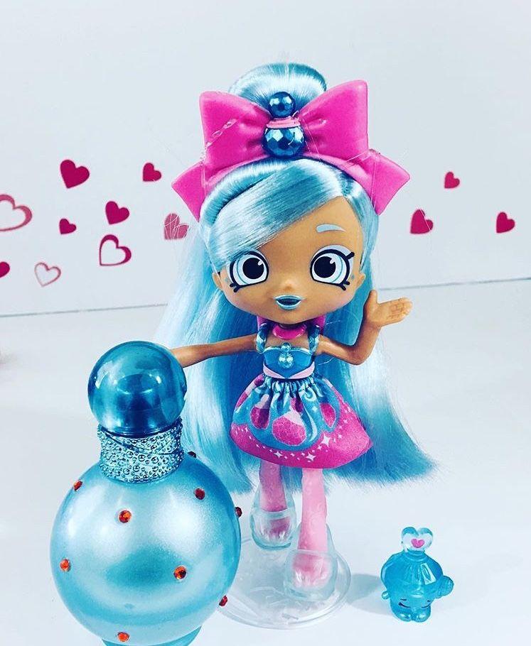 Shopkins Happy Places MERMAID TAILS Lil' Shoppie BUBLEA BUB-LEA Doll