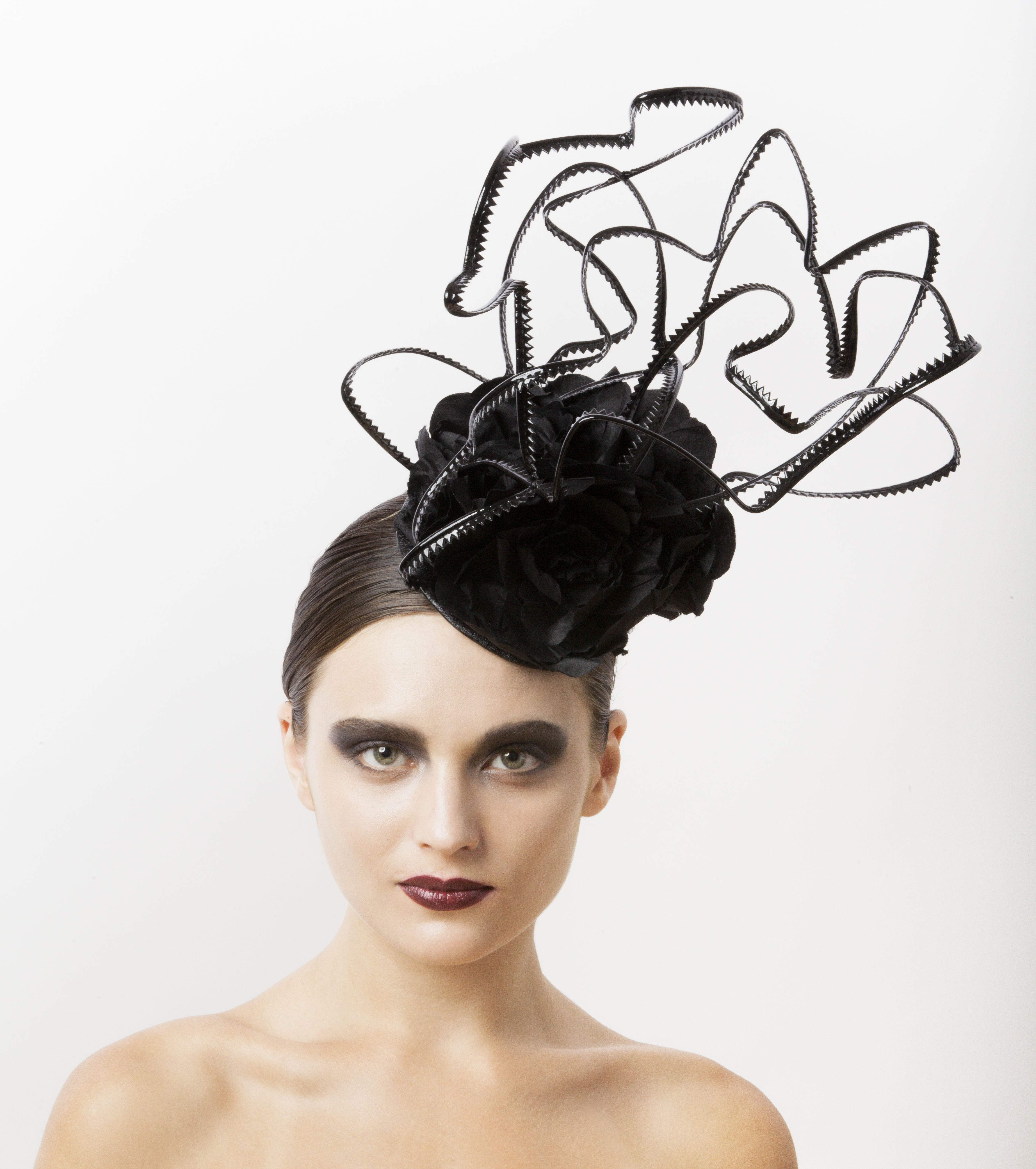 'Efflorescence'  available at www.alexandraharpermillinery.com
