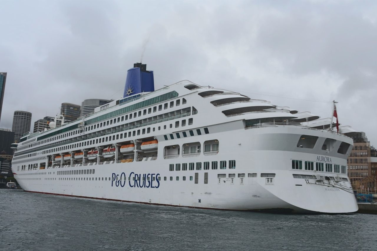 Welcome to PO Cruises UK Aurora Where