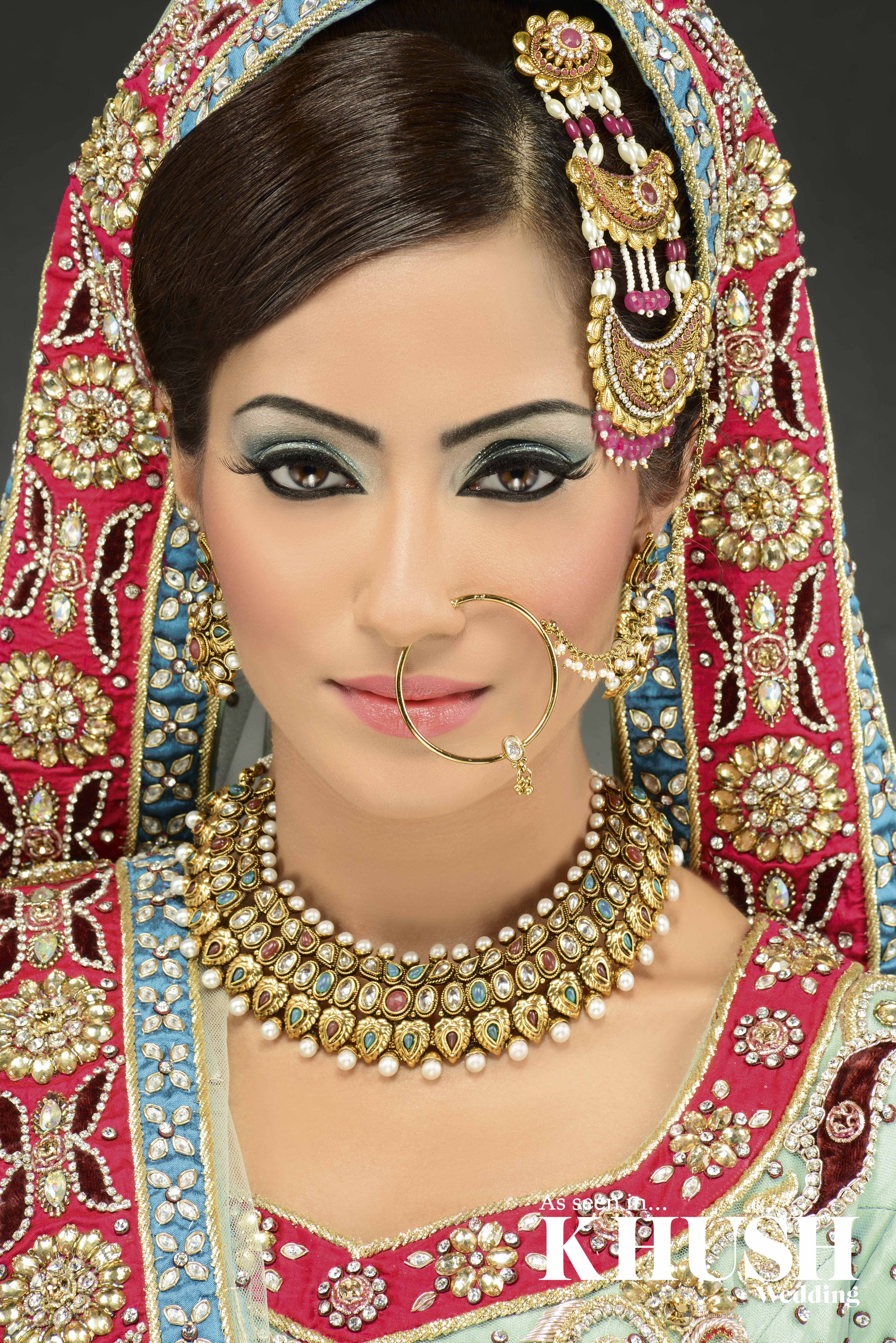 a regal pakistani bridal look is perfect for your big w