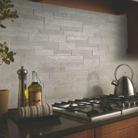 20 Gorgeous Backsplashes To Inspire You Urban Gray Kitchen Backsplash For Behind Stove Through