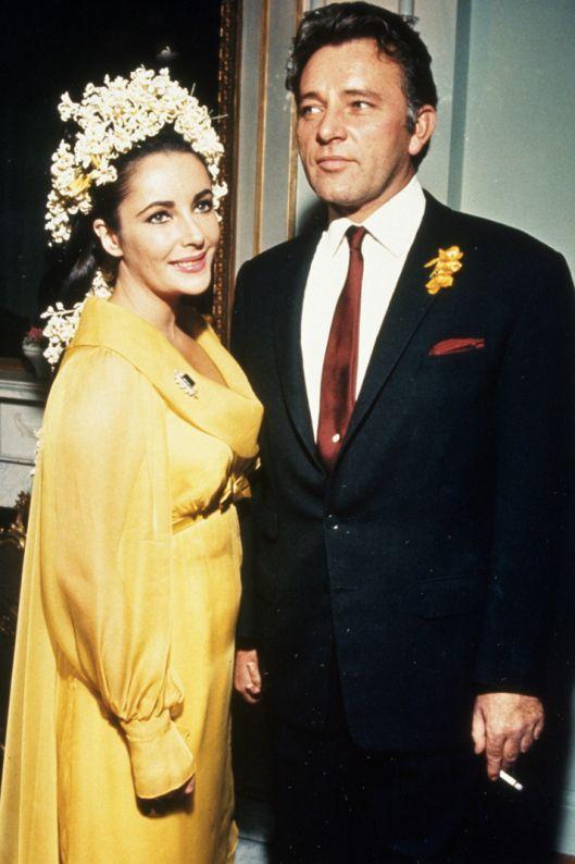 Elizabeth Taylor vestido de boda