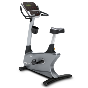 Vision Fitness U60 Commercial Upright Bike No Equipment Workout