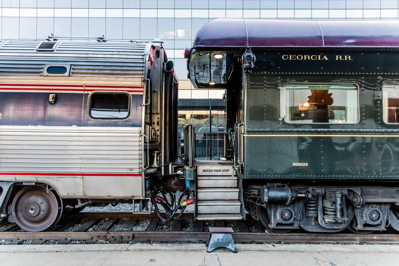 Amtrak ends chartered and specialty train trips on us