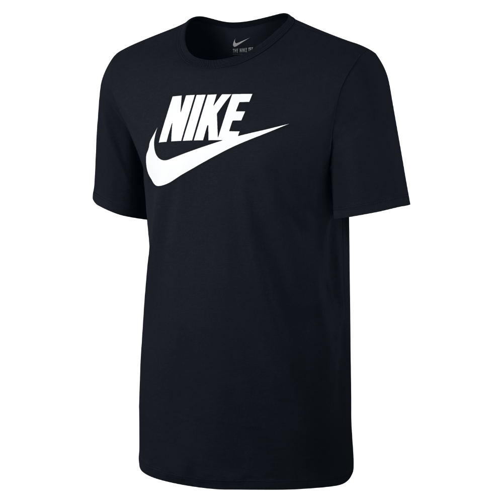 Nike Sportswear Men's Logo TShirt Size Black nike shirt