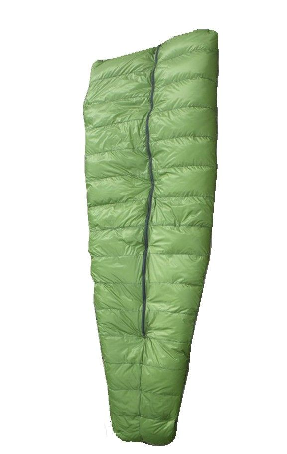 Zpacks 20 Degree Sleeping Bag Size Short With Added Draft 400