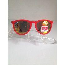 4895eb5fc Óculos De Sol Ray Ban Feminino Erika Velvet Veludo Espelhado - NYC