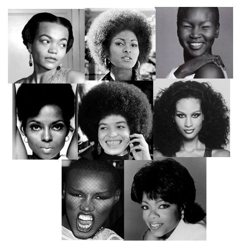 8 Iconic Black Women Who Taught Us Black Is Beautiful Happy Women S History Month Beautiful Black Women Black Is Beautiful Black Women