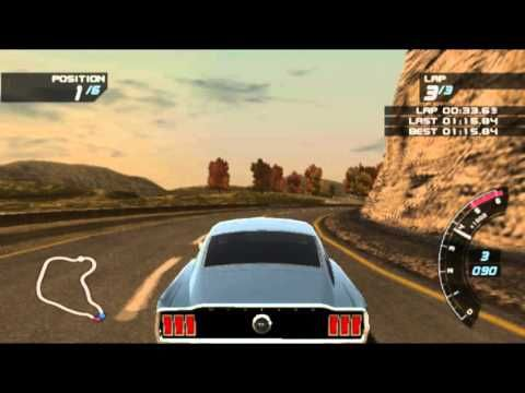 Ford Racing 3 Ps2 Gameplay Ford Racing