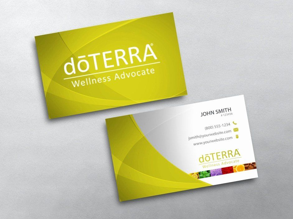 Doterra Business Card Template New Doterra Business Cards Doterra Business Cards Template Doterra Business Cards Free Business Card Templates