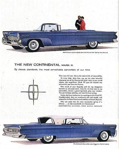 1958 Continental