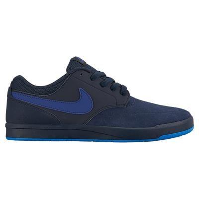 Nike - Zapatillas de Tela para hombre Black/Black/White/Hazelnut, color, talla 43 EU