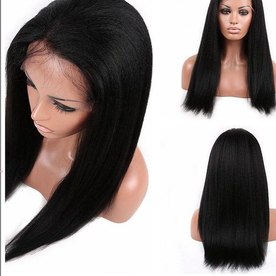 Available For Pickup Now 16 Relaxed Texture Lace Front Wig North