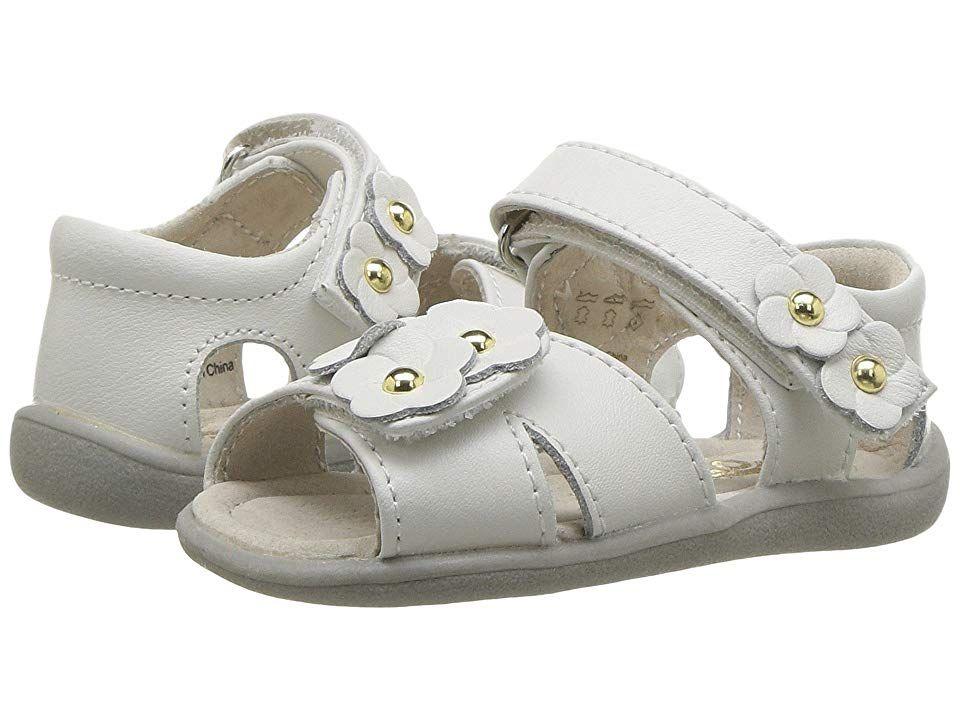 See Kai Run Unisex-Child Olivia Flat Sandal