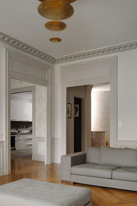 Architecte Lyon Amenagement Appartement Renovation Decoration