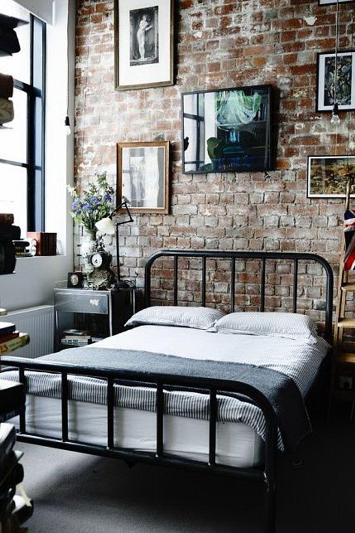 Vintage wohnideen vitange yatak odası  vintage wohnideen  pinterest  industrial