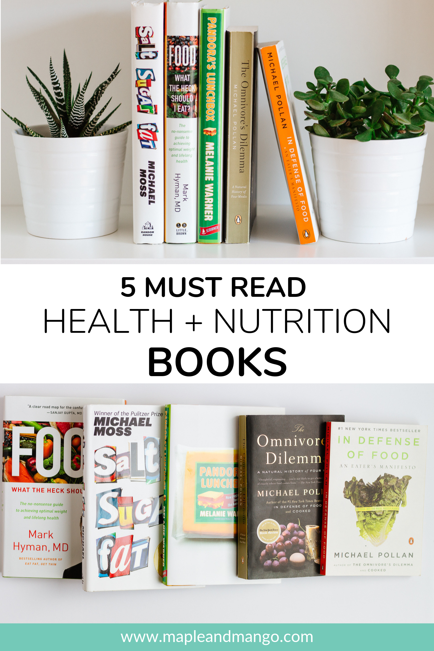 5 Must Read Health And Nutrition Books Health And Nutrition Diet And Nutrition Nutrition