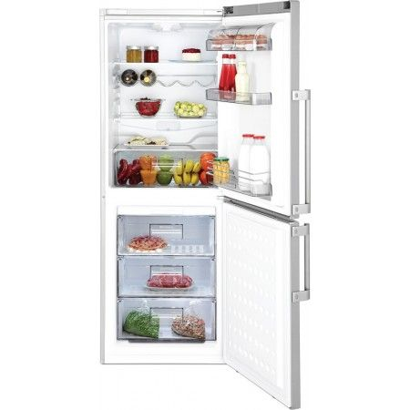 Blomberg Brfb1042ss 24 10 6 Cu Ft Counter Depth Bottom Freezer Refrigerator Stainless Steel Tiny House Appliances Modern Kitchen Counters Refrigerator