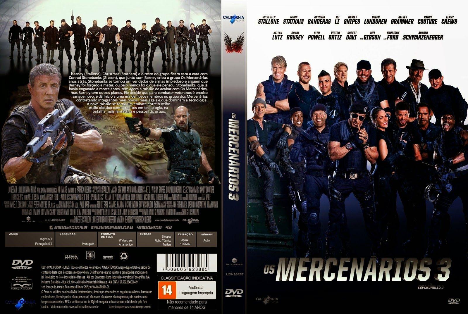 Os Mercenarios 3 2014 Os Mercenarios 3 Mercenarios 3 Filmes De Acao