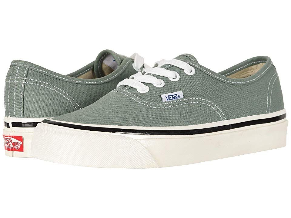Vans Authentic 44 Dx Athletic Shoes Anaheim Factory Og Lichen Vans Vans Authentic Vans Shop