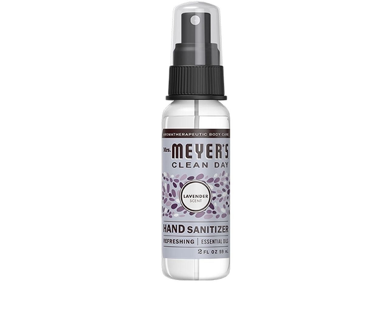 Mrs Meyer S Lavender Hand Sanitizer Natural Hand Sanitizer